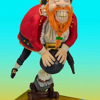 Captain Jack - The Cannonball Pirate