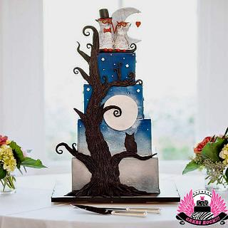 Halloween Owls Wedding