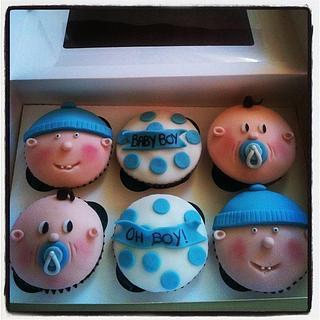 Oh Boy Cupcakes!