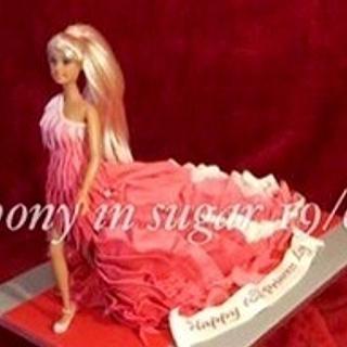 Catwalk Barbie