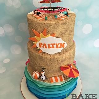Double the Fun! - Cake by Bake My Day Acadiana