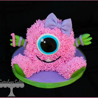 Monster Cake and Smash Cake