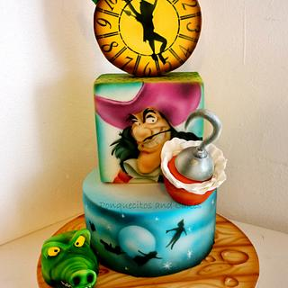 100% Airbrush in Cake