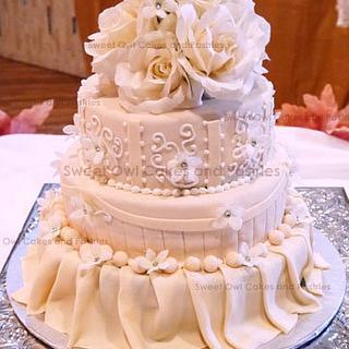 Engagement cake !