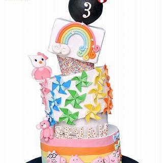Eevah's dreamland - Cake by Cake O'Luv - megha