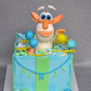 Booba cake