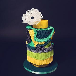 Rug cake