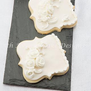 English Over-Piped Cookies