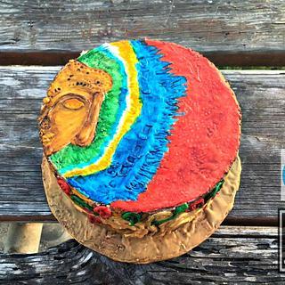 Texture Cake