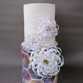 Simply birthday cake
