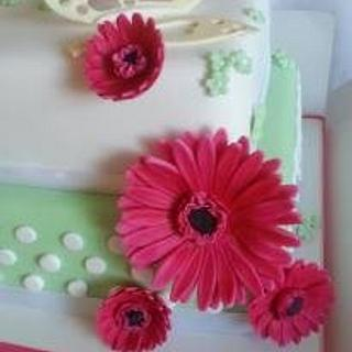 18th Birthday  - Cake by Carole's Cakes