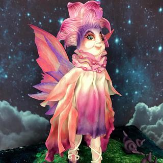 Fantasy Flower Fairy