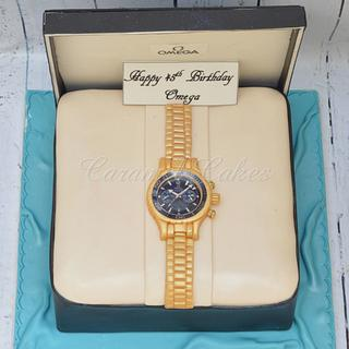 Watch Lover Cake