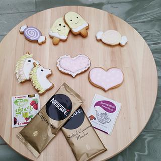 Cookies workshop - Cake by Gebakshoekje