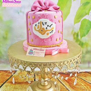 Gift cake 🎁 - Cake by Mero Wageeh