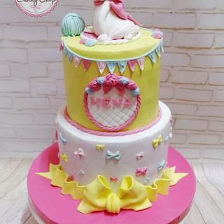 Cake birth day