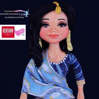 My doll bride - Spectacular Pakistan Collaboration