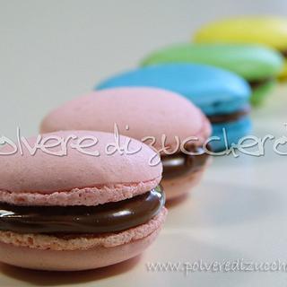 macarons small pleasures: recipe and tutorial