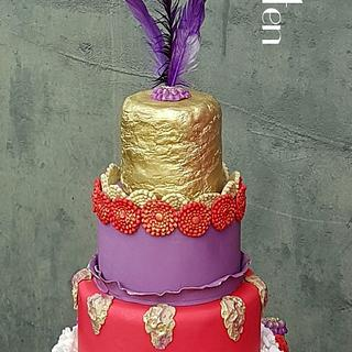 Cake for Sinterklaas, the Dutch Santa