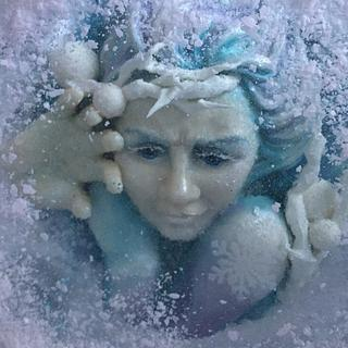 The window of the Snow Queen