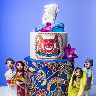 Happy  50TH Birthday  SINGAPORE !