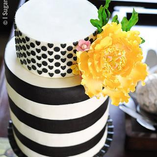 Same Love Wedding Cake