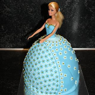 Barbie Cake  - Cake by Natalia