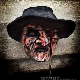 Freddy Krueger (Cupcake)