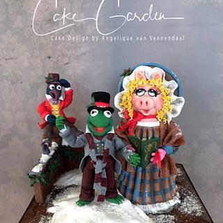 A muppet Christmas Carol