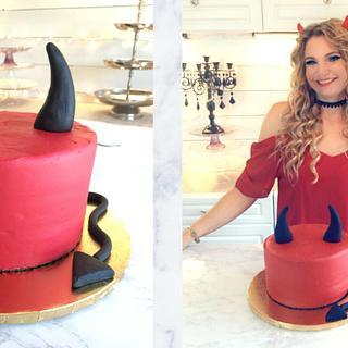 AHS: APOCALYPSE TATE'S DEVIL'S FOOD CAKE!