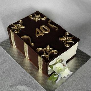 Book - Cake by Anka