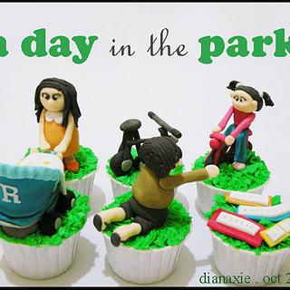 A Day in the Park - Cake by Diana