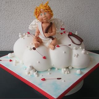 São Valentim Cakes - Cake by Alexsandra Caldeira