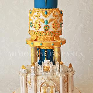 ROYAL WEDDİNG CAKE