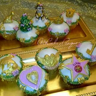 New Year Cupcakes