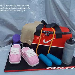 Nikki sports bag