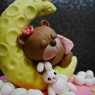 Sweet Dreams - Cake by Lily Vanilly