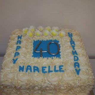 womens cake