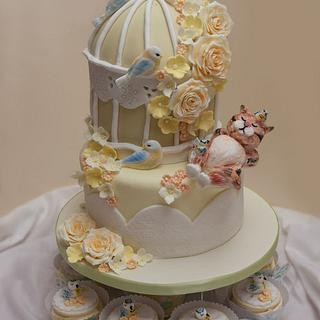 Cakes by Nina Camberley Wedding collection