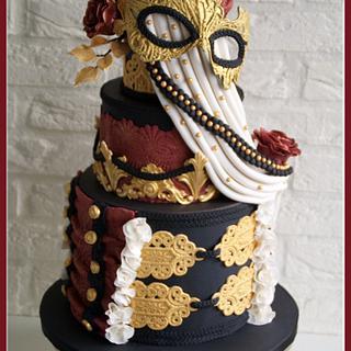 La Colombina Veneziano - Cake by Cake Garden