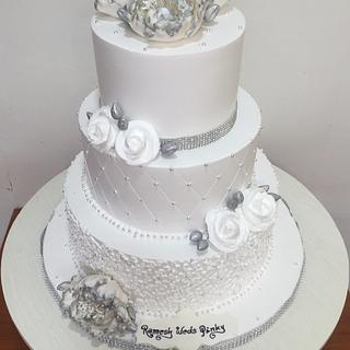 Gorgeous in White