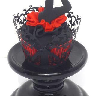 Burlesque dessert table