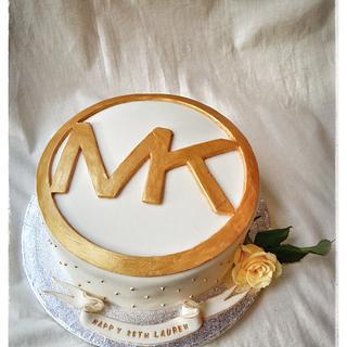 Micheal Kors Cake