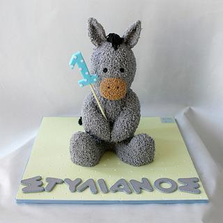 Cute 3d Donkey!!
