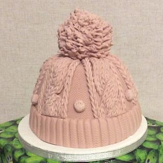 Woolie Hat Chocolate Biscuit Cake