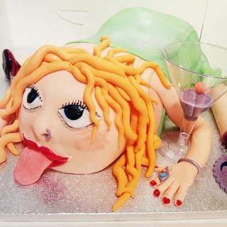 21st Girl Cake! - Cake by EmzCakes