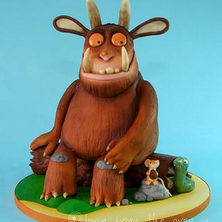 I'm going to have lunch with a Gruffalo