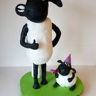 3D Shaun the Sheep