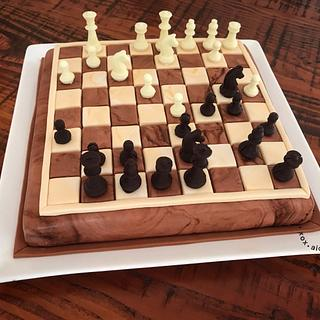 My Chess Cake