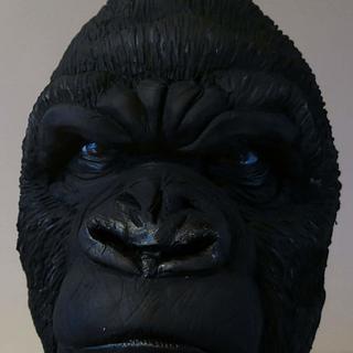 Gorilla 3D Cake